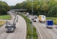 Buone strade standard tedesche Immagini Stock Libere da Diritti