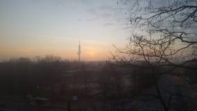 Buongiorno hannover! Fotografia Stock