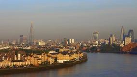 Buongiorno Londra Fotografie Stock Libere da Diritti
