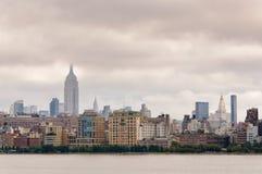Buongiorno, New York immagine stock libera da diritti