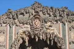 Buontalenti Grotto in Boboli Gardens, Florence, Italy Royalty Free Stock Photo
