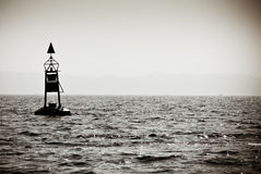 Buoy Royalty Free Stock Photography