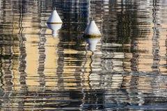 Free Buoy And Reflection On Lake Stock Photos - 82243283