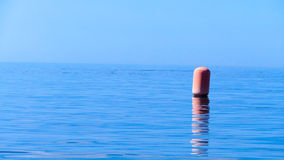 Buoy background - safety concept Stock Image