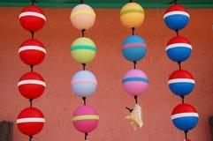 Buoy decoration Stock Image