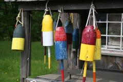 Buoy decorations Royalty Free Stock Photography