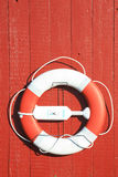 buoy of Lofoten Stock Photos
