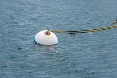 Buoy in ocean Royalty Free Stock Photos