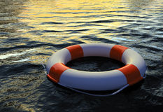Buoy Ring Stock Images