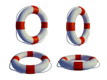 Buoy Ring Royalty Free Stock Photos