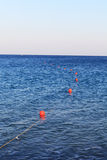 Buoy on rope Royalty Free Stock Photos