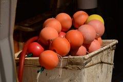 Buoys balls Stock Photos
