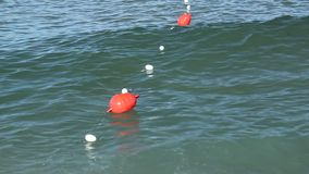 Buoys Royalty Free Stock Photography