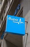 Bupa Health Centre Royalty Free Stock Image