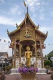 Bupa Lan Temple in der alten Stadt von Chiang Mai, Thailand Stockfotografie