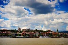 Bupadest skyline, Hungary Stock Photo