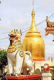 Bupaya塔, Bagan,缅甸 图库摄影