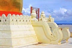 Bupaya pagod, Bagan, Myanmar Fotografering för Bildbyråer