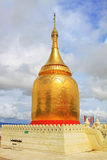 Bupaya pagod, Bagan, Myanmar Royaltyfri Bild
