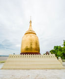 The Bupaya Pagoda in Bagan, Myanmar Stock Photos