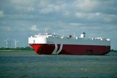 Buque de carga Sebring expreso Imagenes de archivo