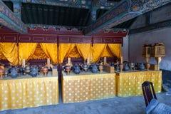 Buques chinos antiguos Imagen de archivo libre de regalías