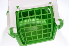 Bur för plast- för Closeupkattlopp Arkivfoto