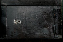 Buraco da fechadura Foto de Stock