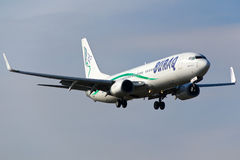 Burak Air Boeing 737 Arkivfoto