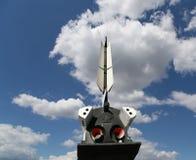 The Buran spacecraft -- Soviet orbital vehicle Royalty Free Stock Photos
