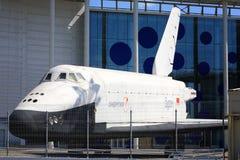 Buran-Spaceplane lizenzfreies stockfoto