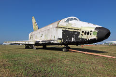 Buran (vaisseau spatial) Photos stock