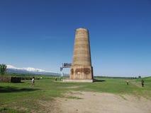 Burana-Turm Lizenzfreie Stockbilder