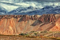 Burang,Tibet Stock Images