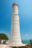 Burano海岛灯塔,威尼斯 图库摄影