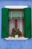 burano Βενετία στοκ φωτογραφίες