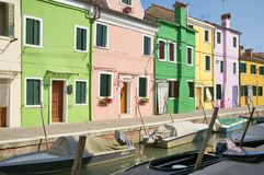 Burano Royalty Free Stock Images