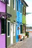 Burano Royalty Free Stock Photography