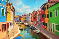 Burano Photos stock