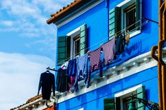 Burano as is stock photography