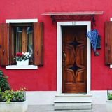Burano stock photography