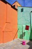 Burano Stock Photo