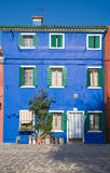 Burano island Royalty Free Stock Images