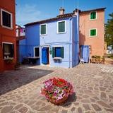Burano Island, Italy Stock Photo