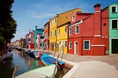 Burano Island, Italy Royalty Free Stock Photo