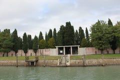 Burano Island, near Venice Stock Images