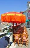 Burano Island,Venice,Italy royalty free stock photo