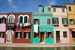 Burano, Italy Royalty Free Stock Image
