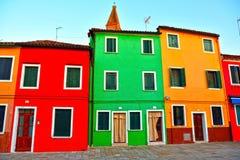 burano italy venice fotografering för bildbyråer