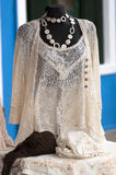 Burano lace Stock Images